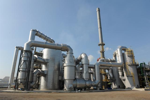 design of a sulfuric acid production plant engineering essay Adepartment of chemical-process engineering,  whether or not and by how much it is possible to design  consists on a sulfuric acid production plant using the.